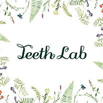 Teeth Lab BOTANICAL WHITE ブランディング