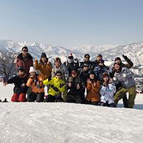 SNOW BOARD CLUB ON!
