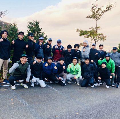 ゴルフ部コンペ2019