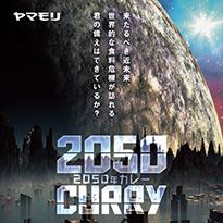 ヤマモリ 2050年カレー
