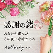 日比谷花壇 母の日カタログ