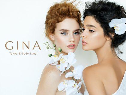 GINA webサイト