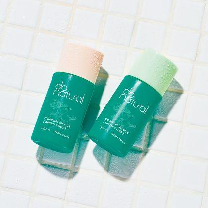 do natural   comfort UV milk