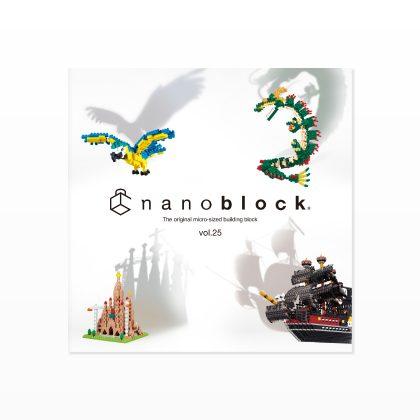 カワダ nanoblock vol.25